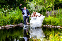 Hochzeit - Portrait | After-Wedding-Shooting | Trash-the-Dress
