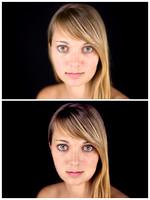 Vorher - Nachher Beautyretusche